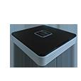 4ch 1080P network video recorder demo