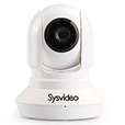 1.0 Megapixel IR-Cut P2P Dual Steam HD Wifi Camera